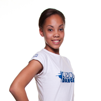 Picture of CSBS Dancer fitted top