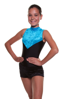 Picture of Cheer shorts: black