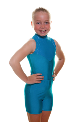 Picture of Acro shorts: turquoise