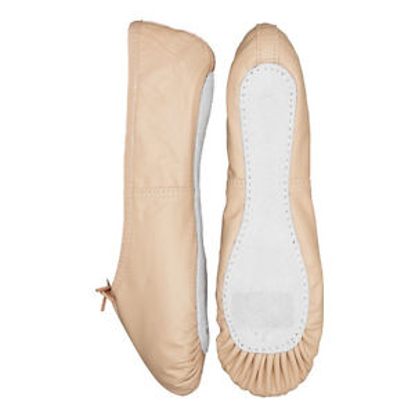 Picture of Soft ballet shoe