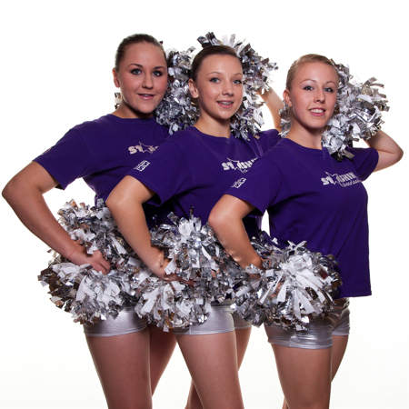 Picture for category Junior - Senior Cheer